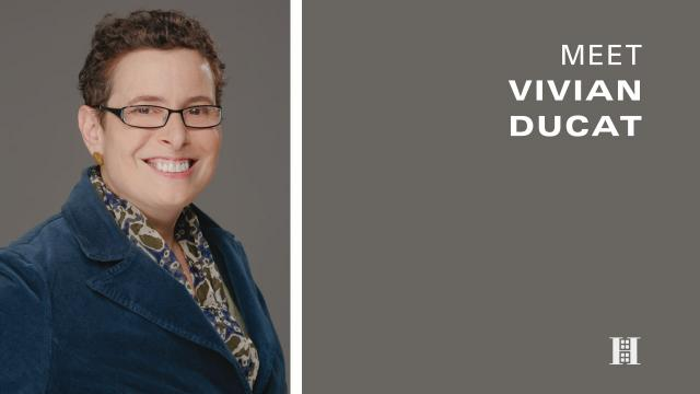 Vivian Ducat: A Creative Thinker Who Gets The Deal Done